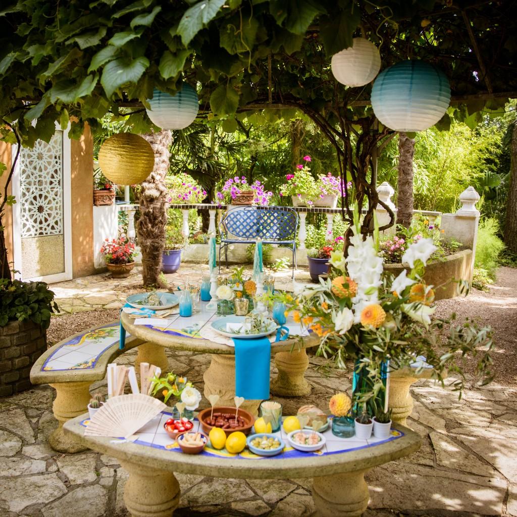 Styling Wedding Eve