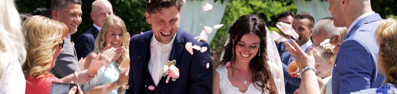 huwelijksdag in Renesse