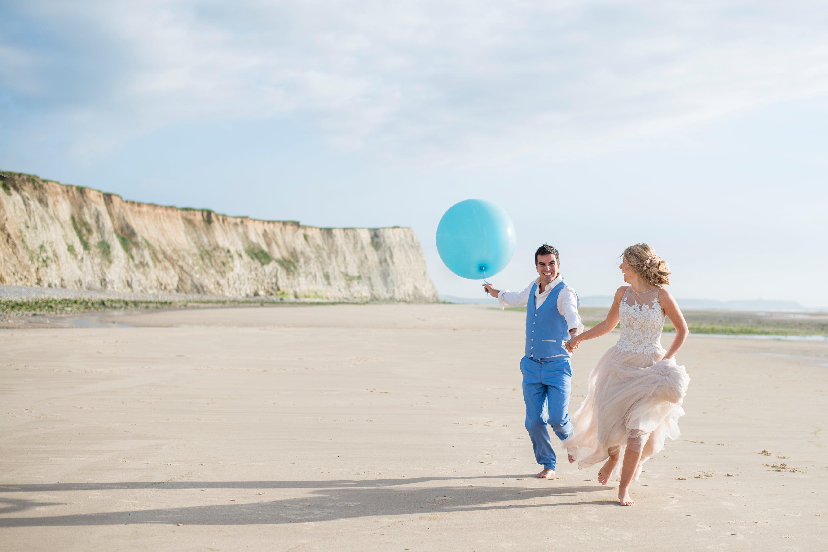 trouwen aan de franse kust