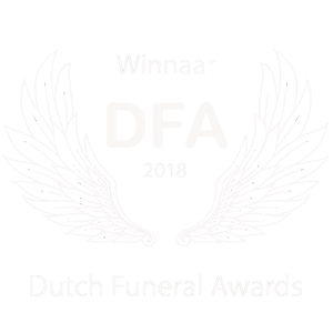 dutch funeral award
